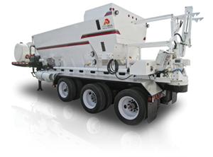 Trailer Mounted Reimer Concrete Mixers