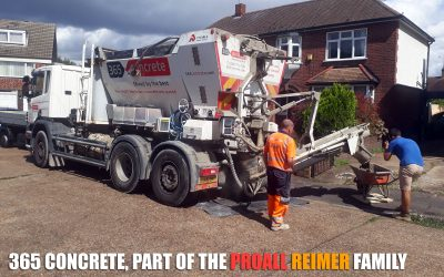 Volumetric Mixers Take 10% Of The UK Concrete Market