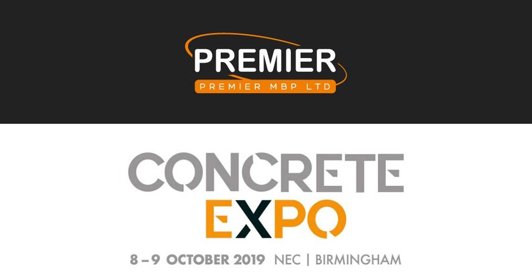 The Concrete Expo Oct 8th – 9th