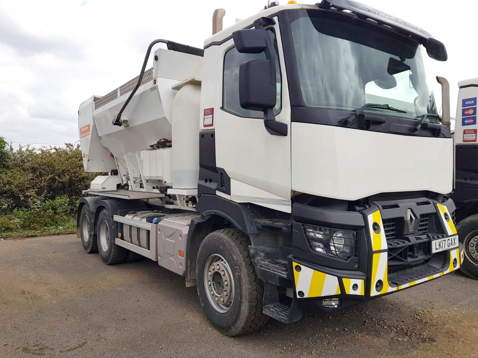 Used Volumetric Truck for sale from Premier MBP
